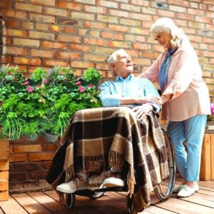 Accessible Gardening Height for Wheelchair Users