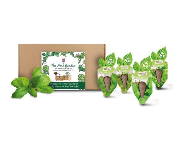 SeedCell Herb Garden Kit