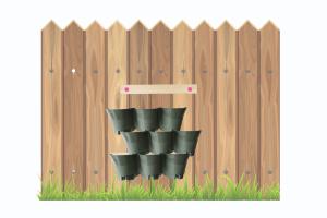Stack Wonderwall Planters